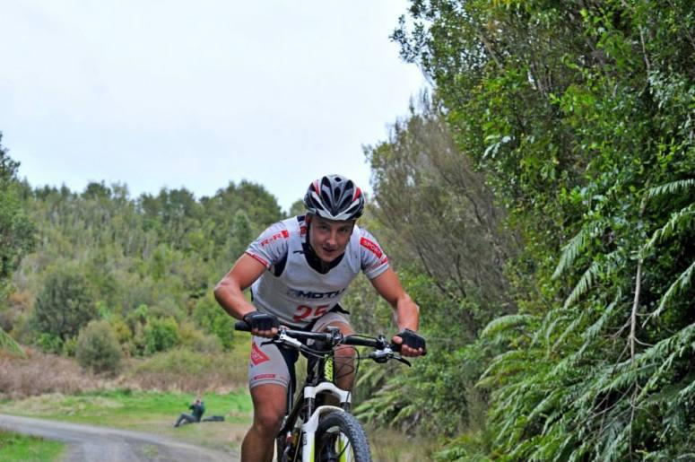 Mountain Bike Stage Motu Challenge