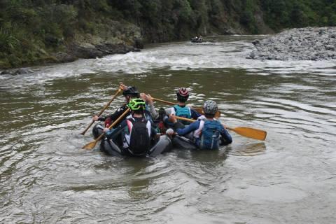 Start of raft
