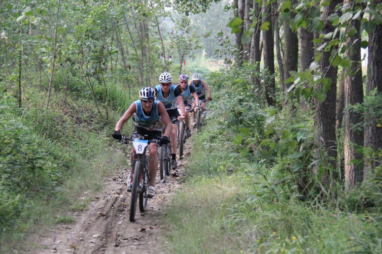 Photo of Team NZ Adventure, racing in Suqian 2014