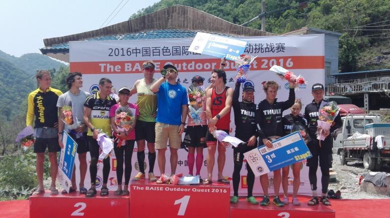 podium day 2