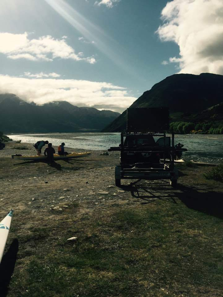 TopSport Kayaking Waimakariri Guiding